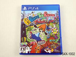Parappa the Rapper Playstation 4 Japanese Import (JP version) PS4 US Seller B