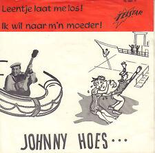 "JOHNNY HOES – Leentje Laat Me Los (1963 TELSTAR VINYL SINGLE 7"")"