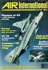 Air International 1998 May VC10,Phantom F-4 Germany