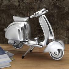 Aluminium Retro Scooter Ornament Model