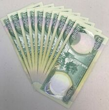 1/10 MILLION Iraqi Dinar - 100,000 IQD in 10k - Limited Quantity - Fast Delivery