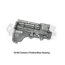 T5 Camaro 5 Speed Rear Tail Housing  World Class New Bushing /Seal