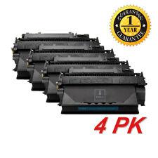 4PK CF280X 80X Toner Cartridge For HP LaserJet Pro400 M425dn M401dn High Yield