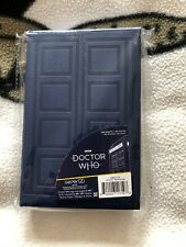 Doctor who River song's  tardis embossed cover Journal Note  book