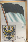 Deutschland Germany OSTPREUSSEN DRAPEAU FLAG IMAGE CARD 30s