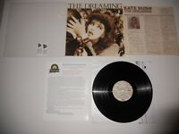 Kate Bush The Dreaming Analog Mint 1st '82 Japan ARCHIVE MASTER Ultrasonic CLEAN