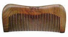 UK Seller! Handcraft Green Sandalwood Sandal Wood M Shape Comb Gift 12.3 cm