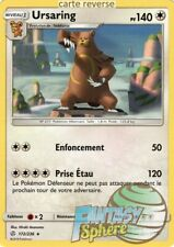 Pokemon - Ursaring - reverse - 172/236 SL12  - VF Français