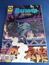 BD Batman Legend N°5 - DC Semic