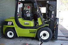 Forklift Servicing in Brisbane - Starter, Alternator, Radiator