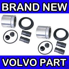 VOLVO 850 S70 V70 C70 Delantero Pinza De Freno Kit De Reparación (Inc Pistón/Ambos Lados)