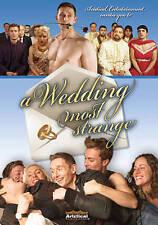 A Wedding Most Strange (Dvd, 2012)(Chris Finch, Louise Houghton)(Region1)