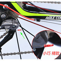 10Pcs Bike Bicycle Brake Shifter Derailleur Inner Cable Wire End Caps Crimps JT