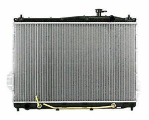 Radiator For/Fit 2959 07-12 Hyundai Veracruz V6 AT 3.8L Plastic Tank Alum Core