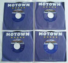 "MICHAEL LOVESMITH 45 rpm 7"" LOT of 4 NM Motown"