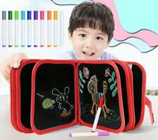 Erasable Drawing Doodle Board,Reusable Coloring Book Painting Paper Pad Kids Toy