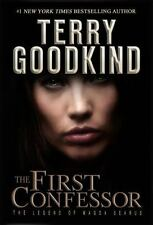 *NEW. The First Confessor: The Legend of Magda Searus [Hardcover] Terry Goodkind