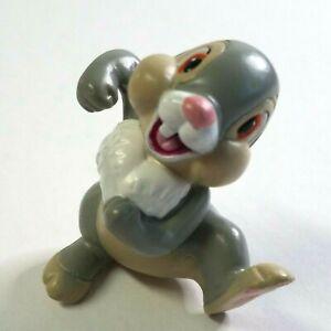 Disney Nostalgia figure FLOWER the Skunk PVC Cake Topper Rare Vintage Toy Vintage Disney Bambi Super Cute lot 2