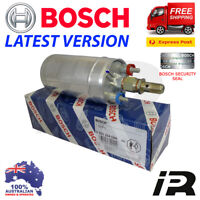 Genuine BOSCH 044 Racing External Fuel Pump 0580254044 Universal E85