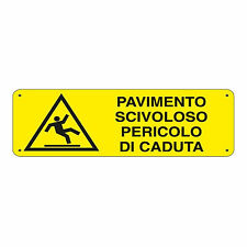 """Cartelli di Sicurezza UNI7543 /""""Pericolo 220 Volt/"""""""