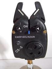 CarpSounder CS 5 Bißanzeiger, LED blau, *Neu*
