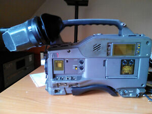 Sony Digital Betacam camera DVW 700 WS Pal