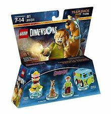 Lego Dimensions Scooby Doo Team Pack Electronic Game 71206