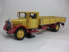 CMC M-169 Mercedes-Benz LO 2750 Platform Truck 1933 - 1936 1/18