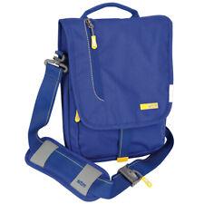 """STM Linear 10"""" Laptop Tablet Messenger Bag Blue"""