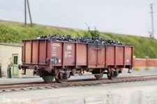 Roco Offener Güterwagen E 040 DB Ep. IV mit Kohlenladung