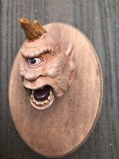 Ray Harryhausen Cyclops resin model 7th Voyage Of Sinbad Painted Head
