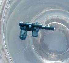 """NICE 1"""" Custom BLUE Han Solo Weapon 1980 Luke Bespin Vintage Star Wars FLOATS"""