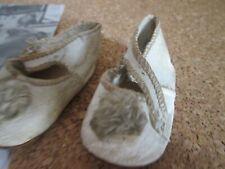 Chaussures de poupées anciennes  SFBJ semelle 5 cm