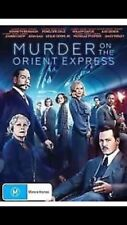 Murder On The Orient Express (DVD, 2018) Brand New Sealed