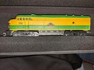 AHM Rivarossi Reading Lines Fairbanks Morse C-Liner HO Locomotive