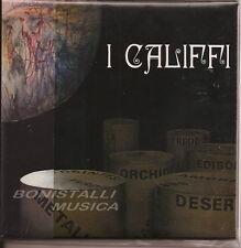 I CALIFFI - FIORE DI METALLO - CD Vinyl Replica w/OBI Strip - Sigillato