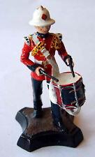 ROIS Royale Border Regiment Batteur non peint 54mm SOLDAT DE JOUET Kit modélisme