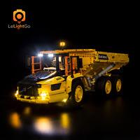 Fernbedienung LED LIGHT KIT FÜR LEGO 42114 6X6 VOLVO ARTICULATED HAULER Technic