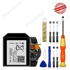 For Samsung Gear S3 Frontier SM-R765 Replacement Battery EB-BR760ABE Tools