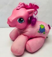 Soakey Dokey My Little Pony Bathtime Plush Toy 2005 Hasbro MLP Toys FLAW READ