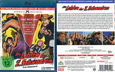 DIE LETZTEN DER 2. SCHWADRON --- Fort Massacre --- Blu-ray --- Klassiker ---