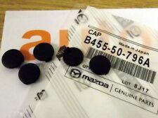 Windscreen cowl round screw cover caps, Mazda MX5 mk1 mk2, Eunos, MX-5, set of 5