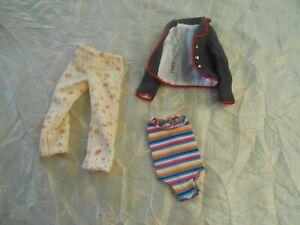 TONNER RARE 2005 Lilac Marley Pants + 2005 Prep School vest & Ocean Mist Basic