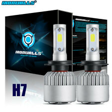 2x H7 LED Headlight Bulbs Fit For Vauxhall Astra MK4 2.2 H J Vectra C Insignia