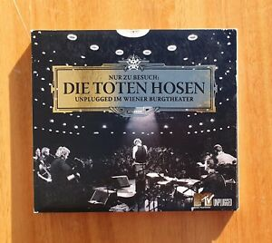 DIE TOTEN HOSEN - Unplugged Im Wiener Burgtheater CD 2005