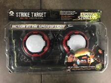 NEW Wow Wee Light Strike Targets Lazer Tag Targets 2 Two Pack FREE SHIPPING