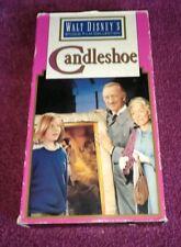 Candleshoe VHS Walt Disney David Niven Jodie Foster Helen Hayes McKern Tested