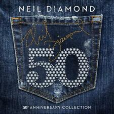 Neil Diamond 50th Anniversary Collection 3cd