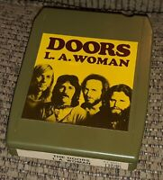 THE DOORS L.A. WOMAN 8 TRACK TESTED JIM MORRISON very clean LATE NITE BARGAIN