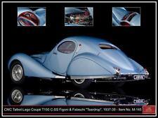 "Talbot-Lago Coupé Typ 150 C-SS Figoni & Falaschi ""Teardrop"" CMC M-145"